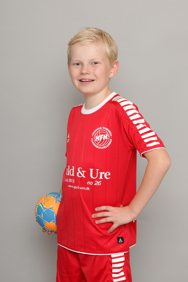 Karl Lunden Svensgaard (U11D) – Årets fairplayer, drenge